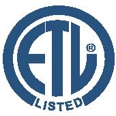 Electroweave is ETL certified